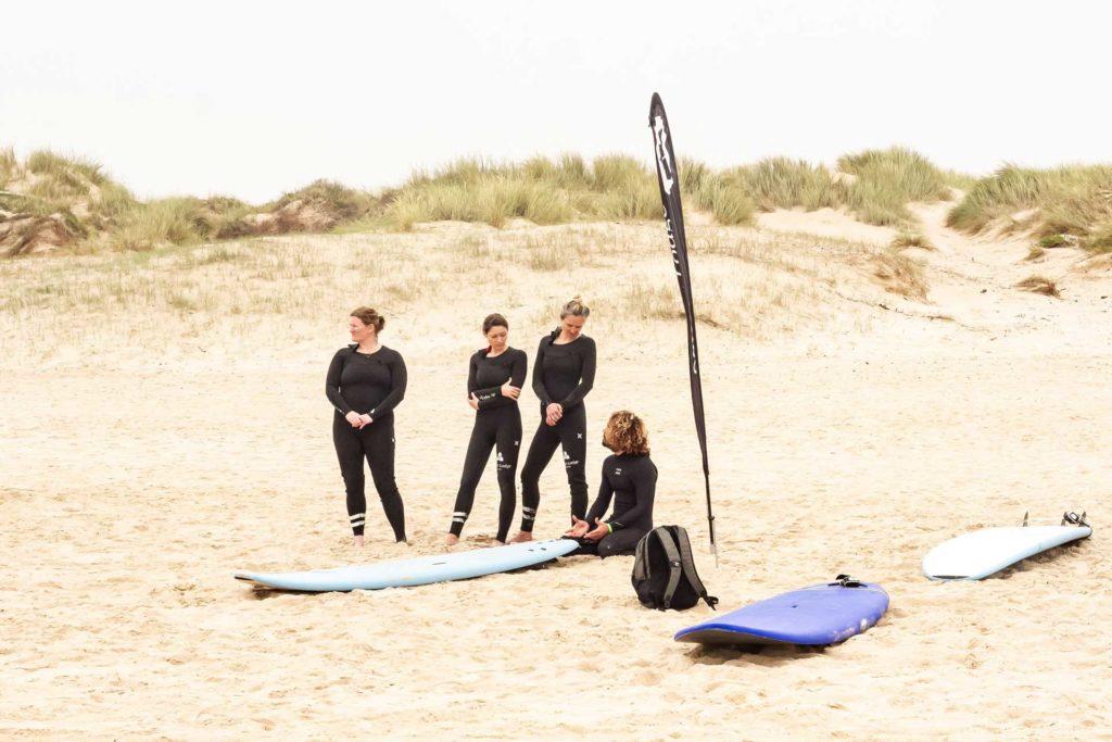 Girls Surf Getaway