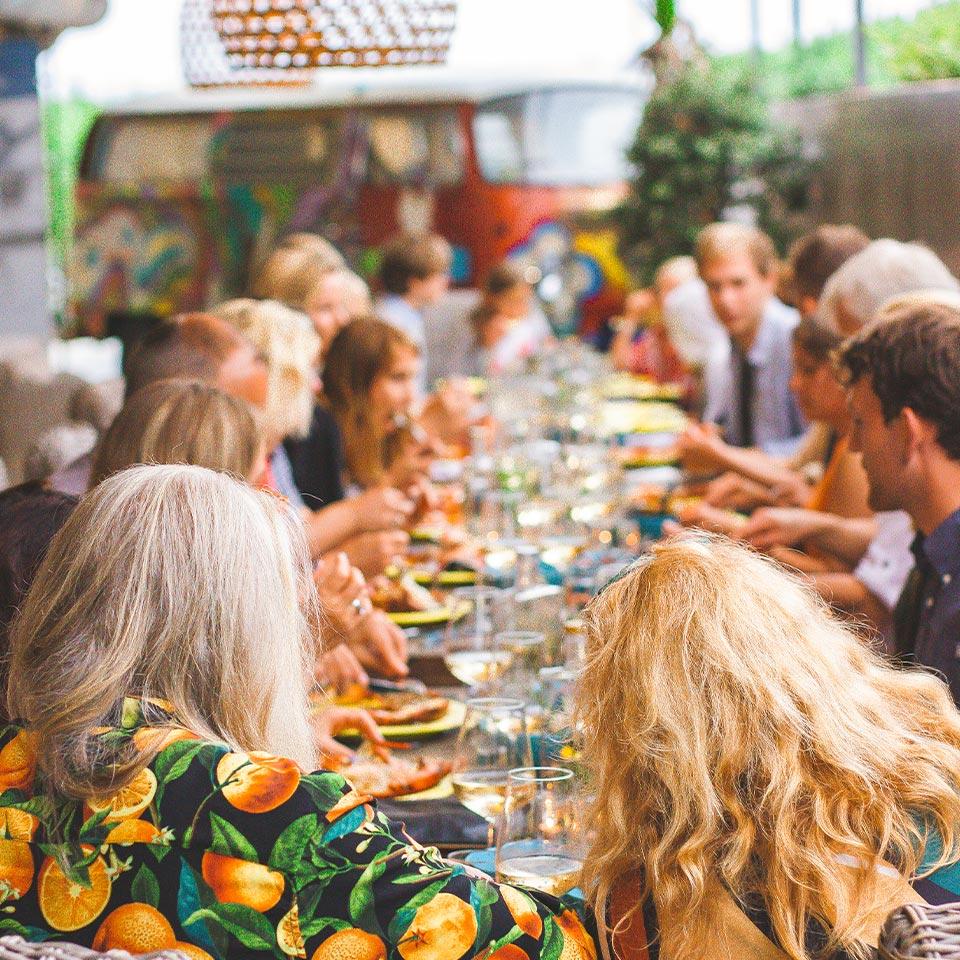 Surfers Lodge Peniche - Outdoor Restaurant