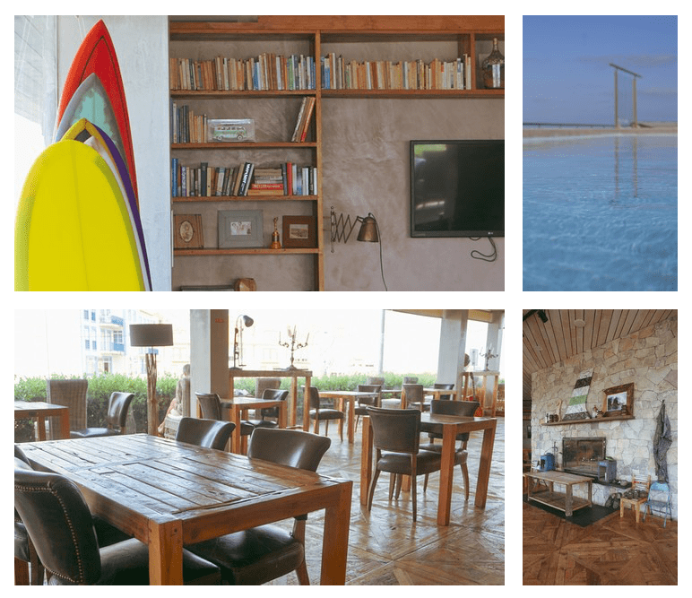 Surfers Lodge, um cantinho familiar no Baleal