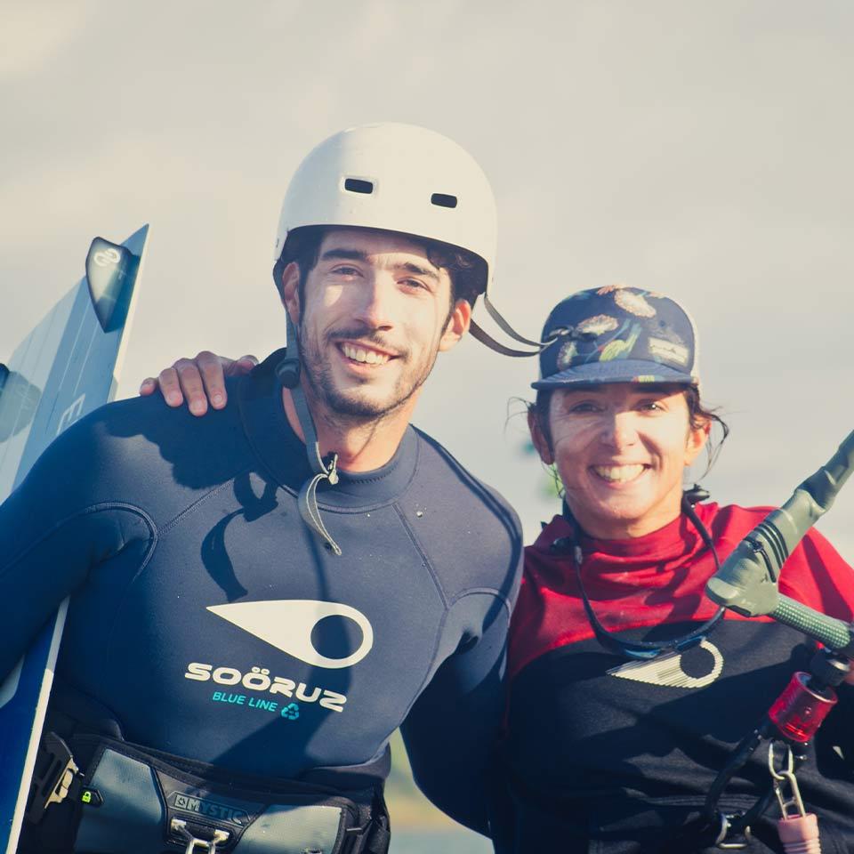 Kite-Surf-people