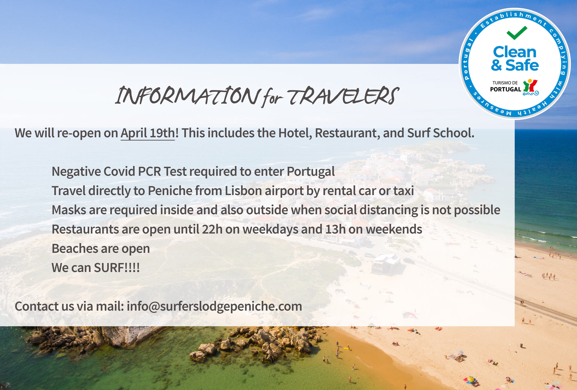 info-for-travellers-april-2021
